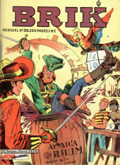 Brik (Mon journal) -39- L'affaire de Porto Praïa