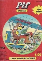 Pif Poche -251- N°251