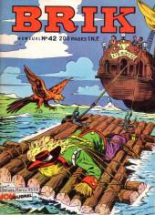 Brik (Mon journal) -42- Prisonnier des Sargasses !