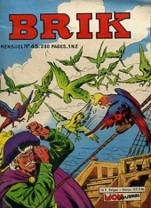 Brik (Mon journal) -45- La prison flottante