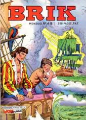 Brik (Mon journal) -49- L'enfant de Sargasses