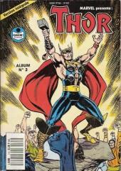 Thor (3e Série - Lug/Semic) -Rec02- Album N°2 (du n°4 au n°6)