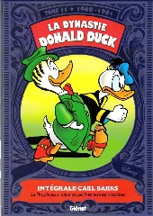 La dynastie Donald Duck -11- Le Peuple du cratère en peril et autres histoires