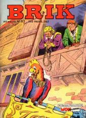 Brik (Mon journal) -52- Le collier mystérieux