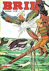 Brik (Mon journal) -54- L'atoll au cœur d'or