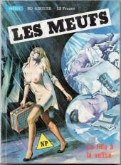 Les meufs (Novel Press) -5- La fille à la valise