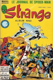 Strange -Rec060- Album N°60 (du n°179 au n°181)