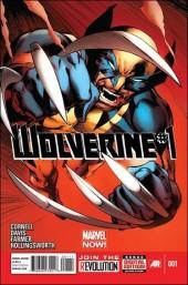 Wolverine (2013) -1- Hunting Season, Part 1 of 4