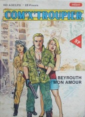 Com'X'Troupier (Novel Press) -4- Beyrouth mon amour