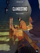 Clandestino (Marazano/Bufi) -1- Noël au paradis