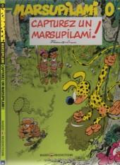 Marsupilami -0Pub- Capturez un marsupilami!