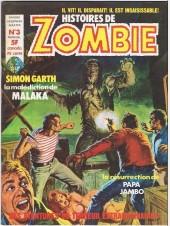 Zombie (France Sud Publications / Bois de Boulogne) -3- La malédiction de Malaka