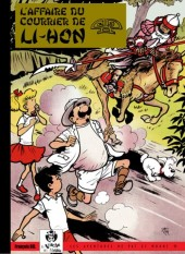 Pat et Moune (La vache qui médite) -11- L'affaire du courrier de Li-Hon