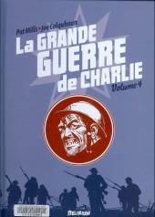 La grande Guerre de Charlie -4- Volume 4