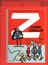 Spirou et Fantasio - La collection (Cobra) -12- Z comme Zorglub