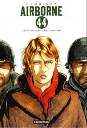 Airborne 44 -1a2012- Là où tombent les hommes