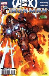 Iron Man (Marvel France - 2012) -10- Le Dieu Vaisseau