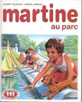 Martine -17d- Martine au parc