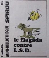 Le flagada -17MR1564- Le Flagada contre L.S.D.