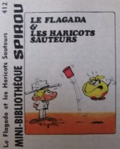 Le flagada -18MR1571- Le Flagada & les Haricots sauteurs