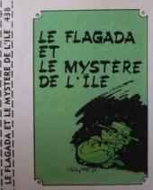Le flagada -21MR1597- Le Flagada et le Mystère de l'île