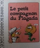 Le flagada -22MR1604- Le petit compagnon du Flagada
