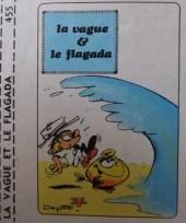 Le flagada -24MR1615- La Vague & le Flagada