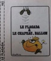 Le flagada -25MR1625- Le Flagada & le Chapeau-ballon