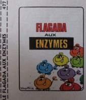Le flagada -26MR1642- Flagada aux enzymes