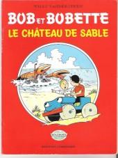 Bob et Bobette (Publicitaire) -Wald1- Le Château de sable