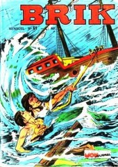 Brik (Mon journal) -61- La défaite de Taro Kan le terrible