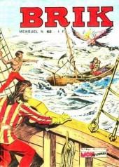 Brik (Mon journal) -62- Le naufragé de la Forêt Morte