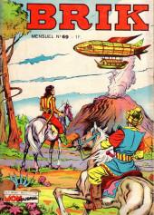 Brik (Mon journal) -69- La machine volante