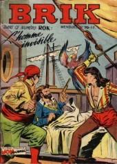 Brik (Mon journal) -70- Les marchands d'esclaves