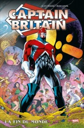 Marvel Gold -8- Captain Britain : La fin du monde