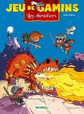 Jeu de gamins -3- Les Chevaliers