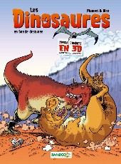 Les dinosaures en bande dessinée -HS- Spécial combats en 3D