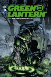 Green Lantern (DC Renaissance) -2- La Vengeance de Black Hand