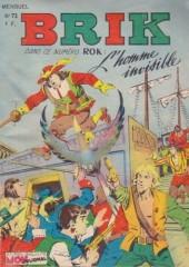 Brik (Mon journal) -72- La traîtrise de Mr. de Bougrain