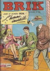 Brik (Mon journal) -73- Le secret du bourreau