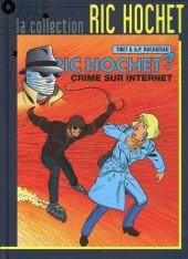 Ric Hochet - La collection (Hachette) -60- Crime sur Internet