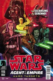 Star Wars: Agent of the Empire - Hard Targets (2012) -2- Hard targets part 2
