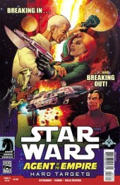 Star Wars: Agent of the Empire - Hard Targets (2012) -3- Hard targets part 3