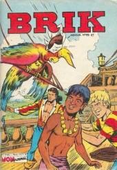 Brik (Mon journal) -79- Par le poison et par le feu