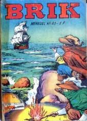 Brik (Mon journal) -81- Les diamants de Barbe-au-Vent