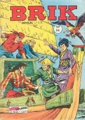 Brik (Mon journal) -86- En péril dans la mer de Chine