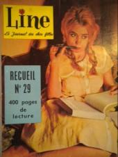 (Recueil) Line (reliures françaises) -29- Line album du journal