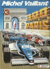 Michel Vaillant -42a1991- 300 à l'heure dans Paris