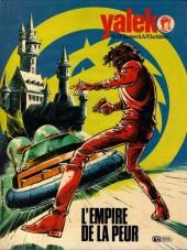 Yalek -3a1974- L'empire de la peur