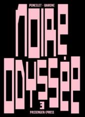 Noire odyssée - Tome 3